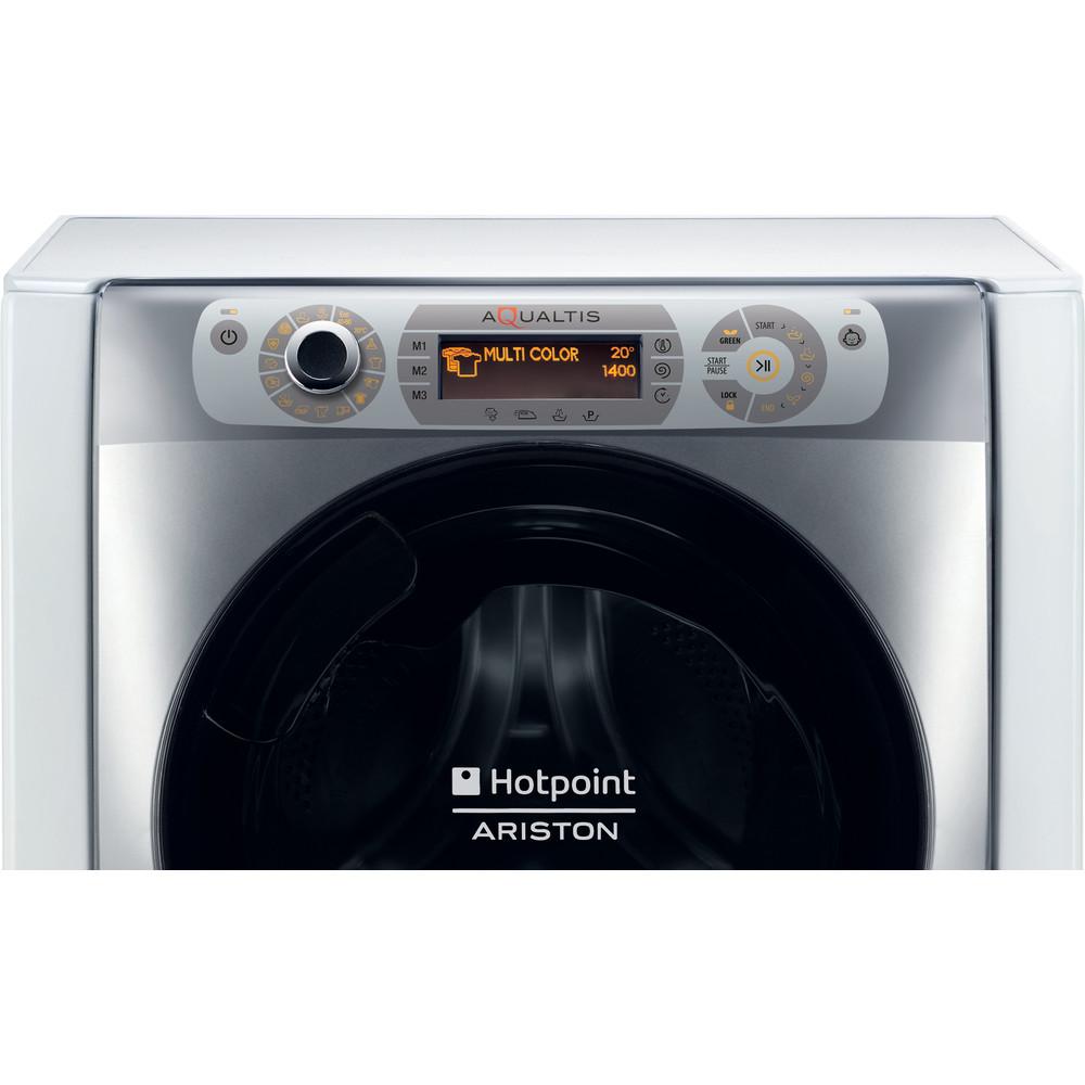 Hotpoint_Ariston Перална машина Свободностоящ AQ104D497SD EU/B N Бял Предно зареждане A+++ Frontal