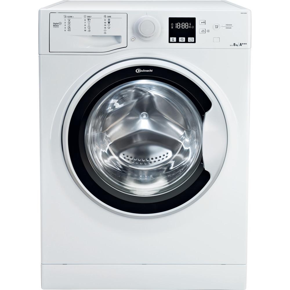 Bauknecht Waschmaschine Standgerät FBWF81683BW EU Weiss Frontlader A+++ Frontal