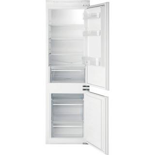 Indesit Fridge-Freezer Combination Built-in IB 7030 A1 D.UK 1 White 2 doors Frontal open