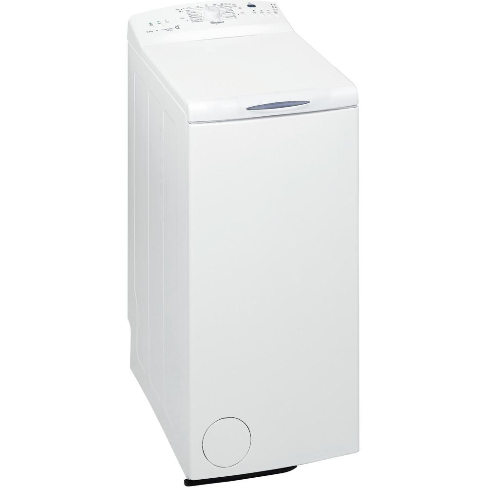 Whirlpool toppmatad tvättmaskin: 5.5 kg - AWE 7520