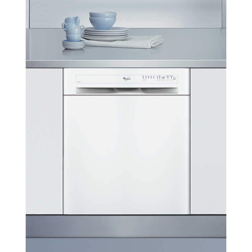 Whirlpool diskmaskin: färg vit, 60 cm - ADPY 2320 WH