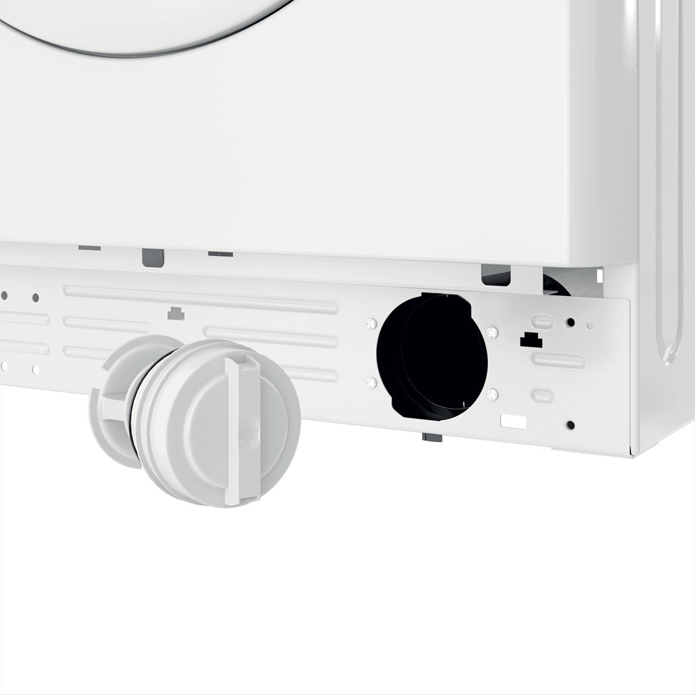 Indesit Wasmachine Vrijstaand MTWA 71483 W EE Wit Voorlader D Filter