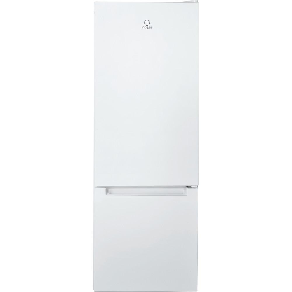 Indesit Fridge Freezer Free-standing LR6 S1 W UK.1 White 2 doors Frontal