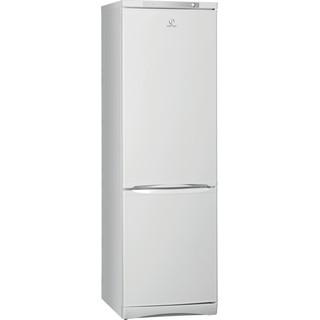 Indesit Холодильник с морозильной камерой Отдельно стоящий IBS 18 AA (UA) Белый 2 doors Perspective