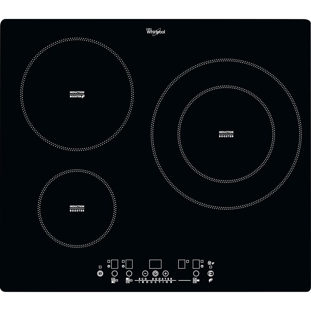 Placa de inducción Whirlpool - ACM 831/NE