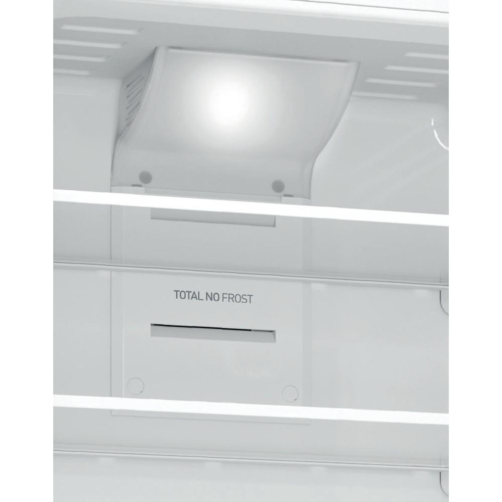 Indesit Холодильник с морозильной камерой Отдельностоящий DF 5181 X M Inox 2 doors Lifestyle detail