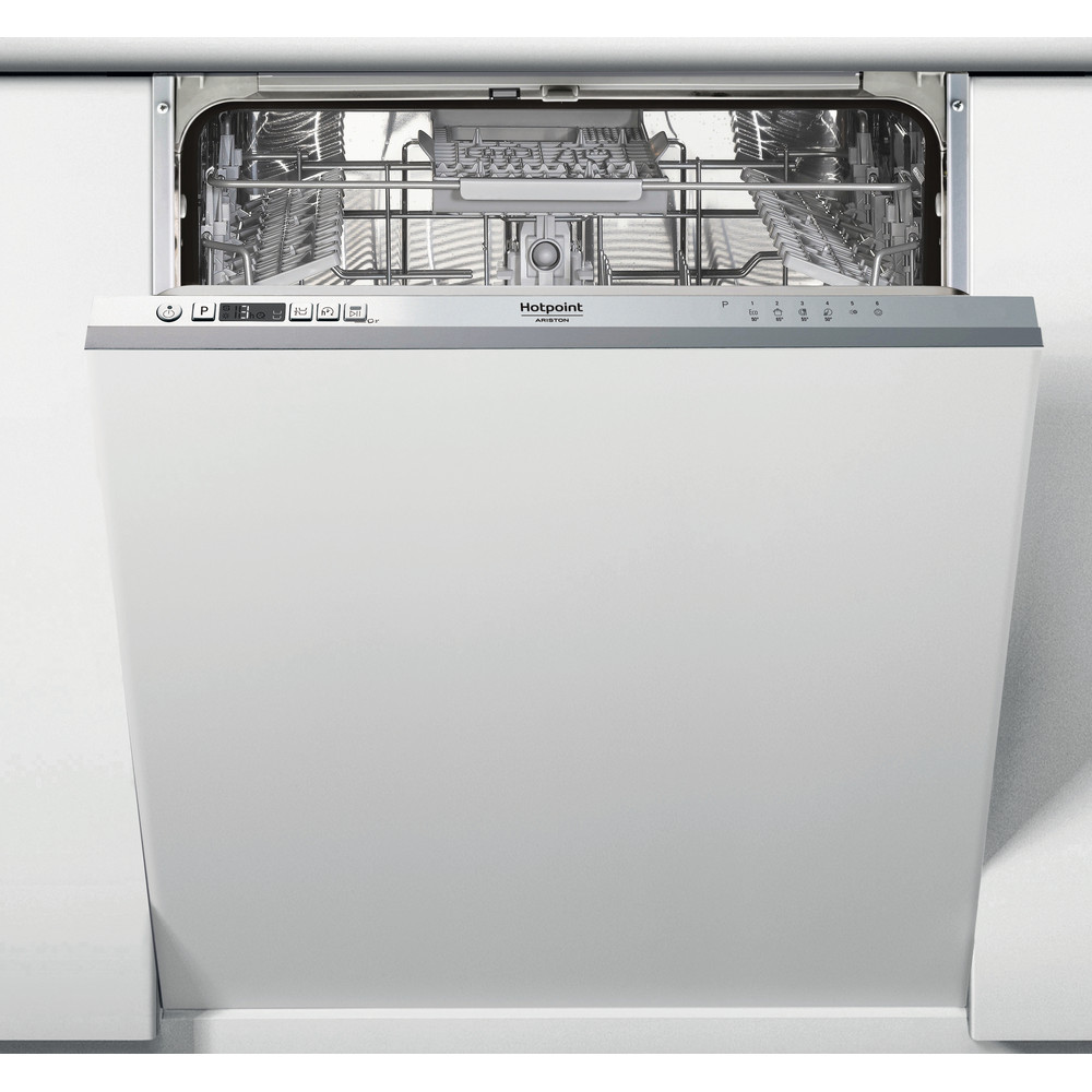 Hotpoint_Ariston Lavastoviglie Da incasso HI 5020 C Totalmente integrato E Frontal