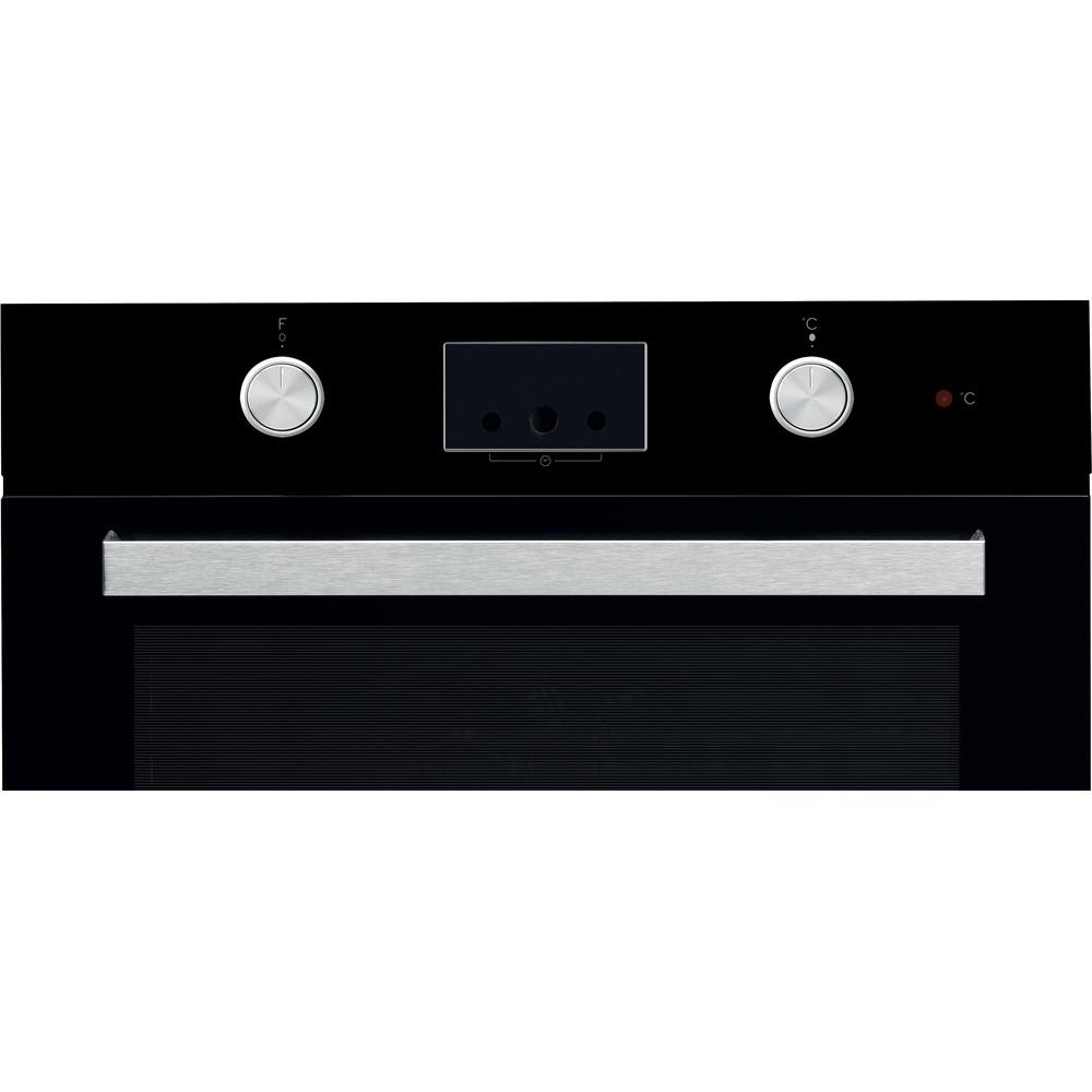 Indesit Духовой шкаф Встраиваемый IFW 65Y0 J BL Электрическая A Control panel