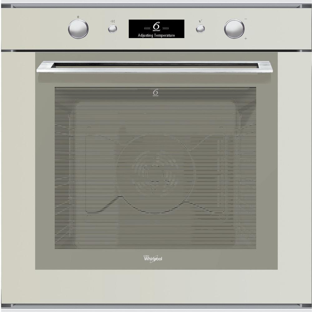 Вбудована електрична духова шафа Whirlpool: сріблястий колір - AKZM 7540/S