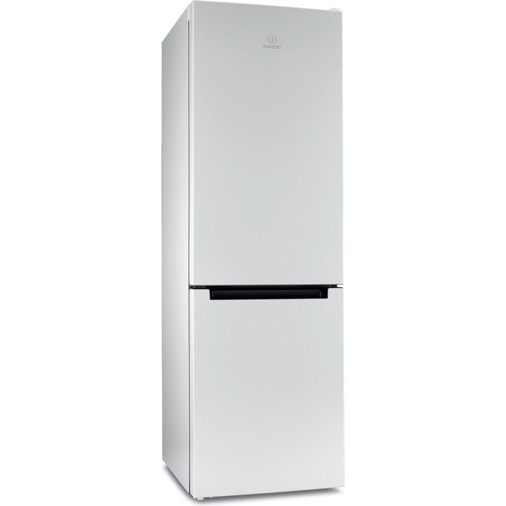 Indesit Холодильник с морозильной камерой Отдельностоящий DSN 18 Белый 2 doors Perspective