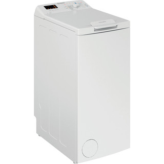 Indesit Lavabiancheria A libera installazione BTW S6230P IT/N Bianco Carica dall'altro D Perspective