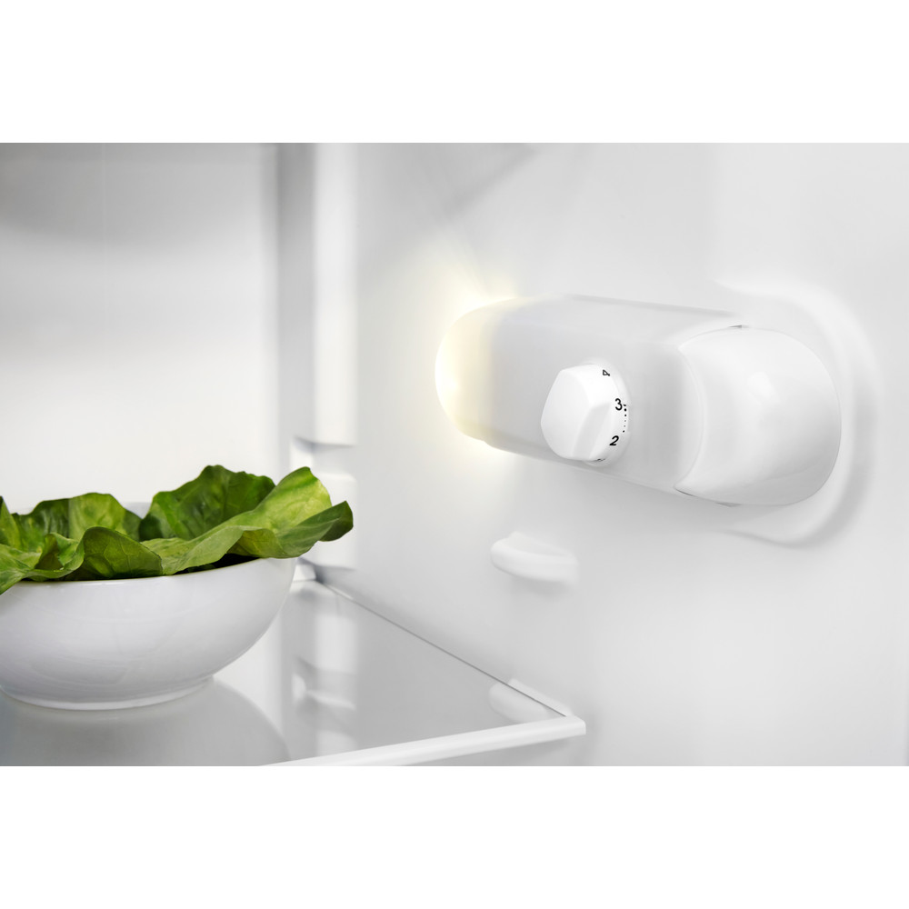 Indesit Réfrigérateur Pose-libre SI6 1 W Blanc Lifestyle control panel