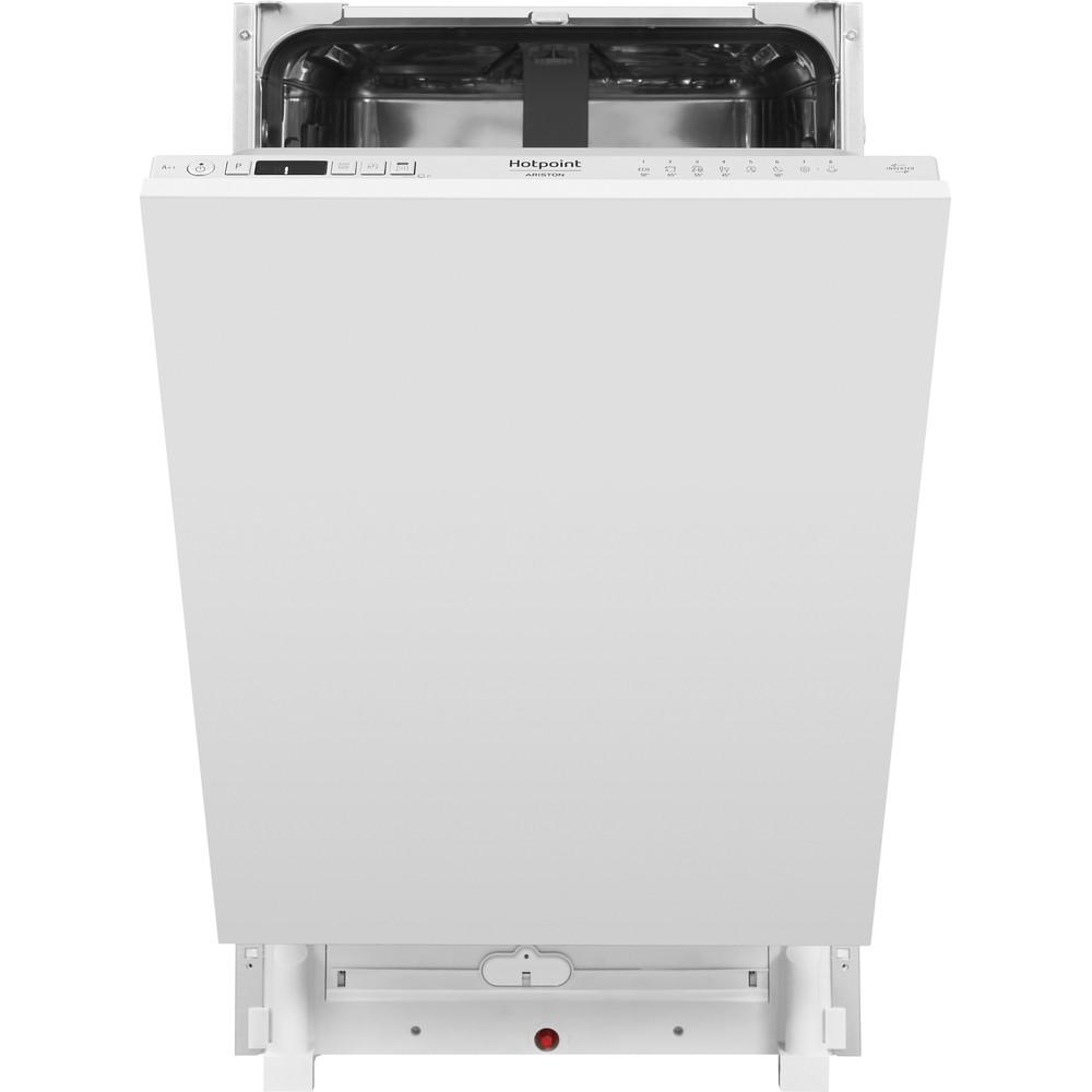 Hotpoint_Ariston Посудомоечная машина Встраиваемая HSIC 3T127 C Full-integrated A Frontal