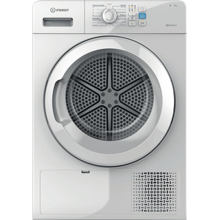 Indesit Secadora YT M08 71 R SP Blanco Frontal