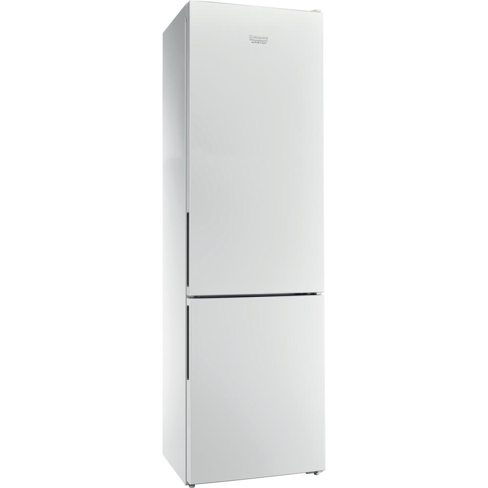 Hotpoint_Ariston Комбинированные холодильники Отдельностоящий HDC 320 W Белый 2 doors Perspective