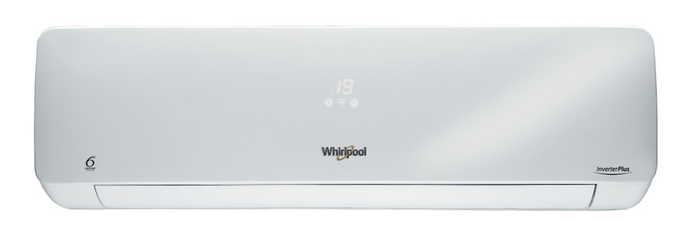 Whirlpool Air Conditioner SPIW412A1 A+ Inverter Blanc Frontal
