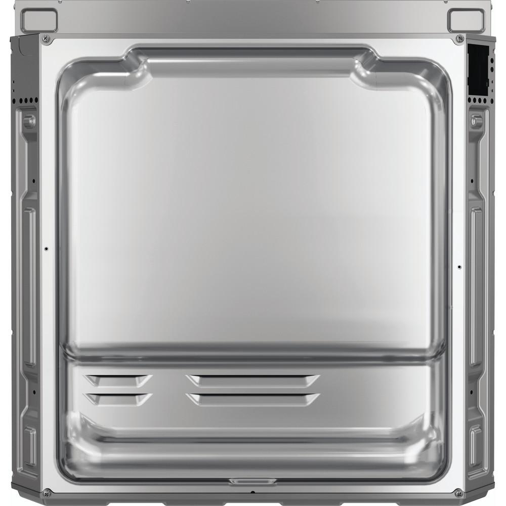 Indesit Trouba Vestavné IFWS 3841 JH IX Elektrický A+ Back / Lateral