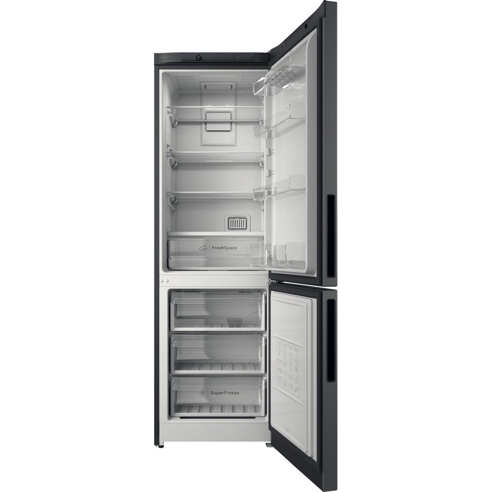 Indesit Холодильник с морозильной камерой Отдельностоящий ITD 4180 S Серебристый 2 doors Frontal open