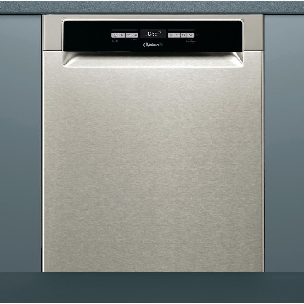 Bauknecht Dishwasher Einbaugerät OBUO PowerClean 6330 Unterbau D Frontal