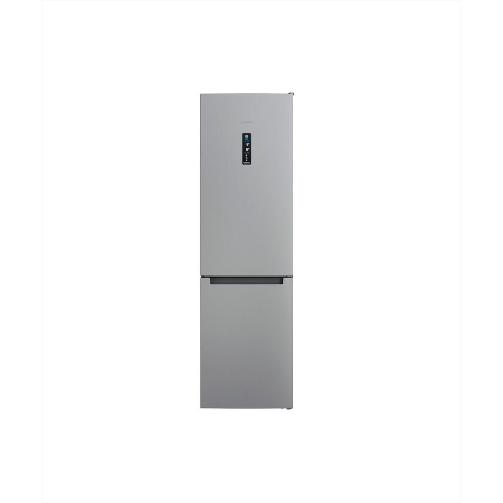Indesit Συνδυασμός ψυγείου/καταψύκτη Ελεύθερο INFC9 TT33X Inox 2 doors Frontal