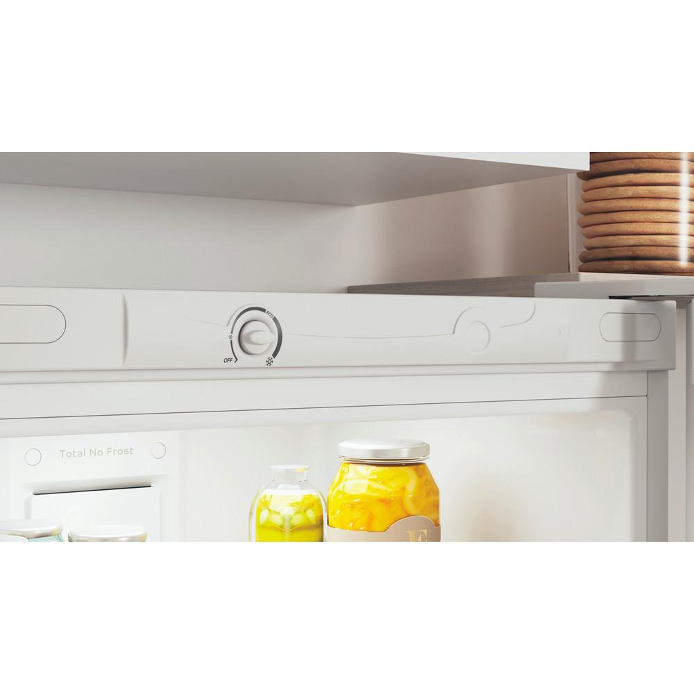 Indesit Холодильник с морозильной камерой Отдельностоящий ITR 4160 W Белый 2 doors Lifestyle control panel