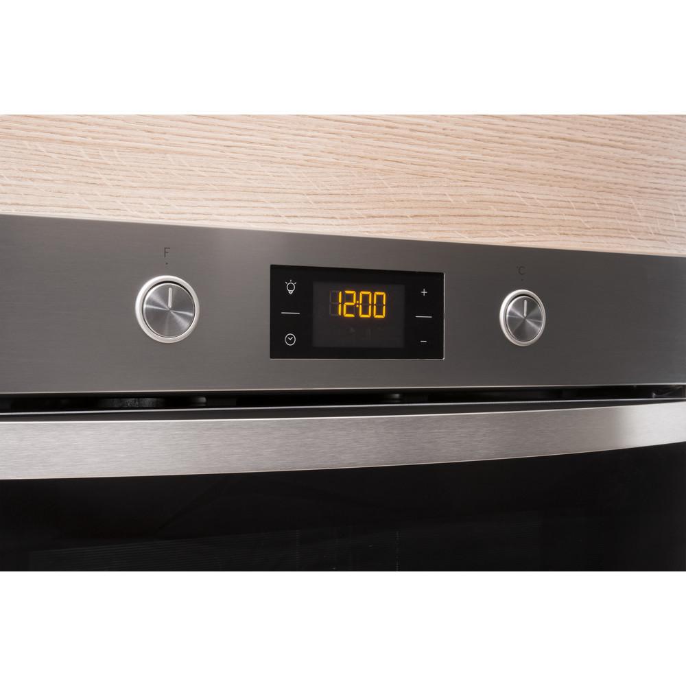Indesit Ovn Integrert IFW 3844 JP IX Elektrisk A+ Lifestyle control panel