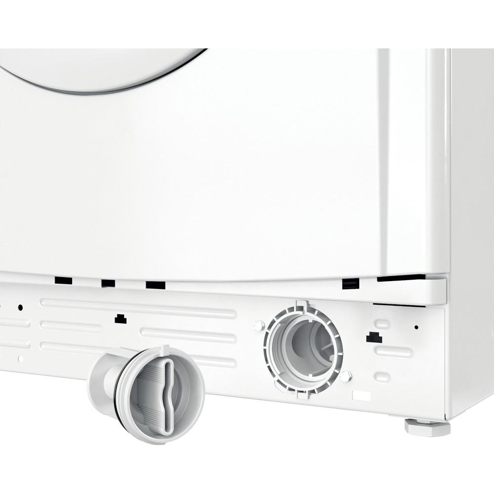 Indesit Lavadora Libre instalación EWE 71252 W SPT N Blanco Cargador frontal E Filter