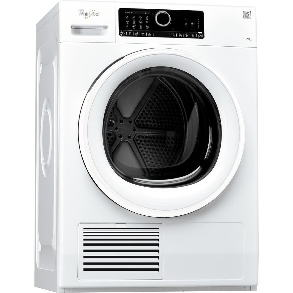 Whirlpool kondenstumlare: fristående, 7 kg - DSCX 70110