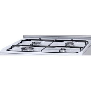 Indesit Cucina con forno a doppia cavità I6GSH1AF(W)/I Bianco GAS Perspective
