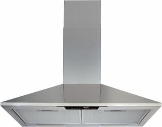 Whirlpool wall mounted cooker hood - AKR 672 IX