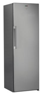 Vapaasti sijoitettava Whirlpool jääkaappi: Ruostumaton - SW8 AM2Y XR