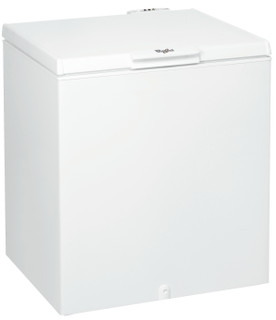 Congélateur coffre posable Whirlpool: couleur blanche - CF 28 2