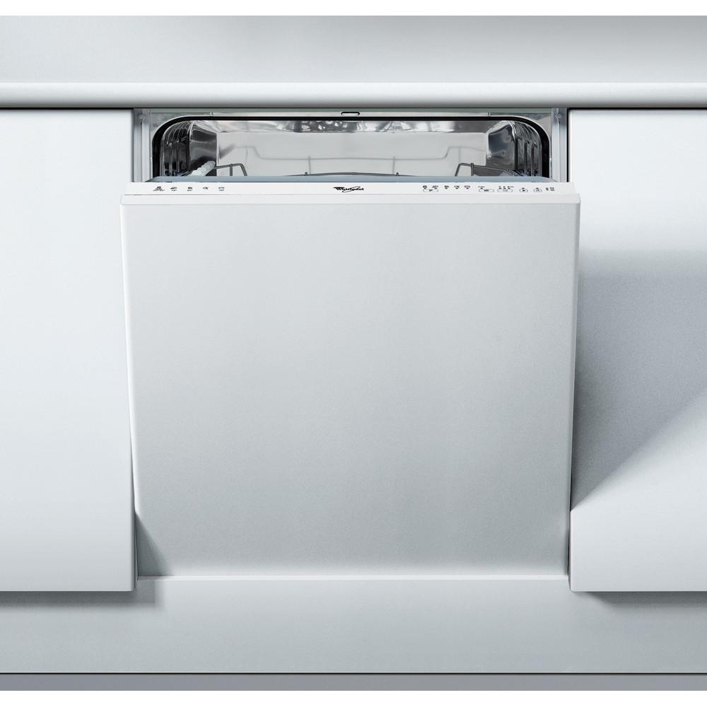 Whirlpool integrerad diskmaskin: färg silver, 60 cm - ADG 7580/1 FD