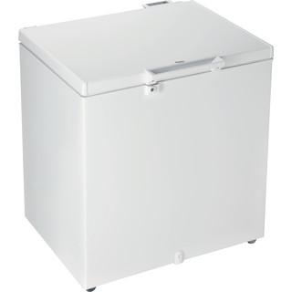 Indesit Congelatore A libera installazione OS 2A 200 H Bianco Perspective