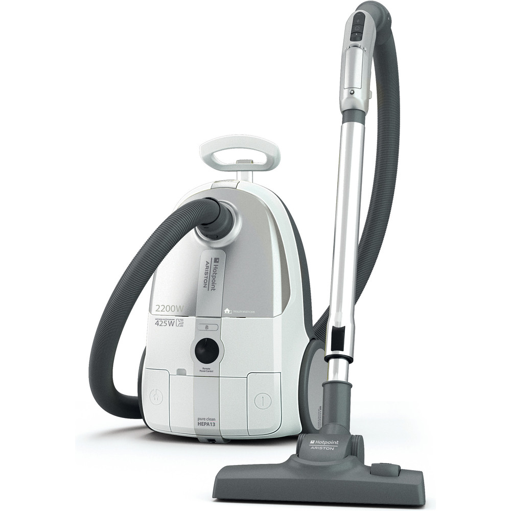 Hotpoint_Ariston Canister-Cylinder Cleaner SL B22 AA0 Белый Perspective