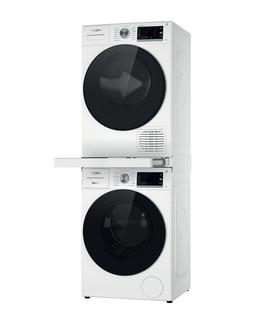 Whirlpool hőszivattyús szárítógép: szabadonálló, 8kg - W7 D84WB EE
