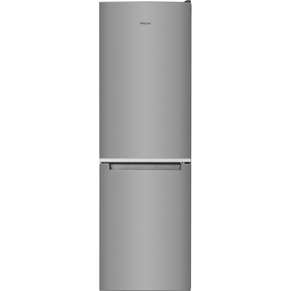 Frigorífico combi de libre instalación W7 831A OX Whirlpool: Color Inox 338L Total No Frost A+++ tirador integrado