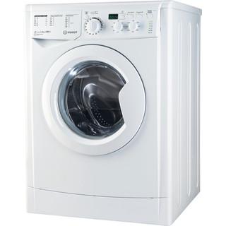 Máquina de lavar roupa de carga frontal livre instalação Indesit: 6 kg