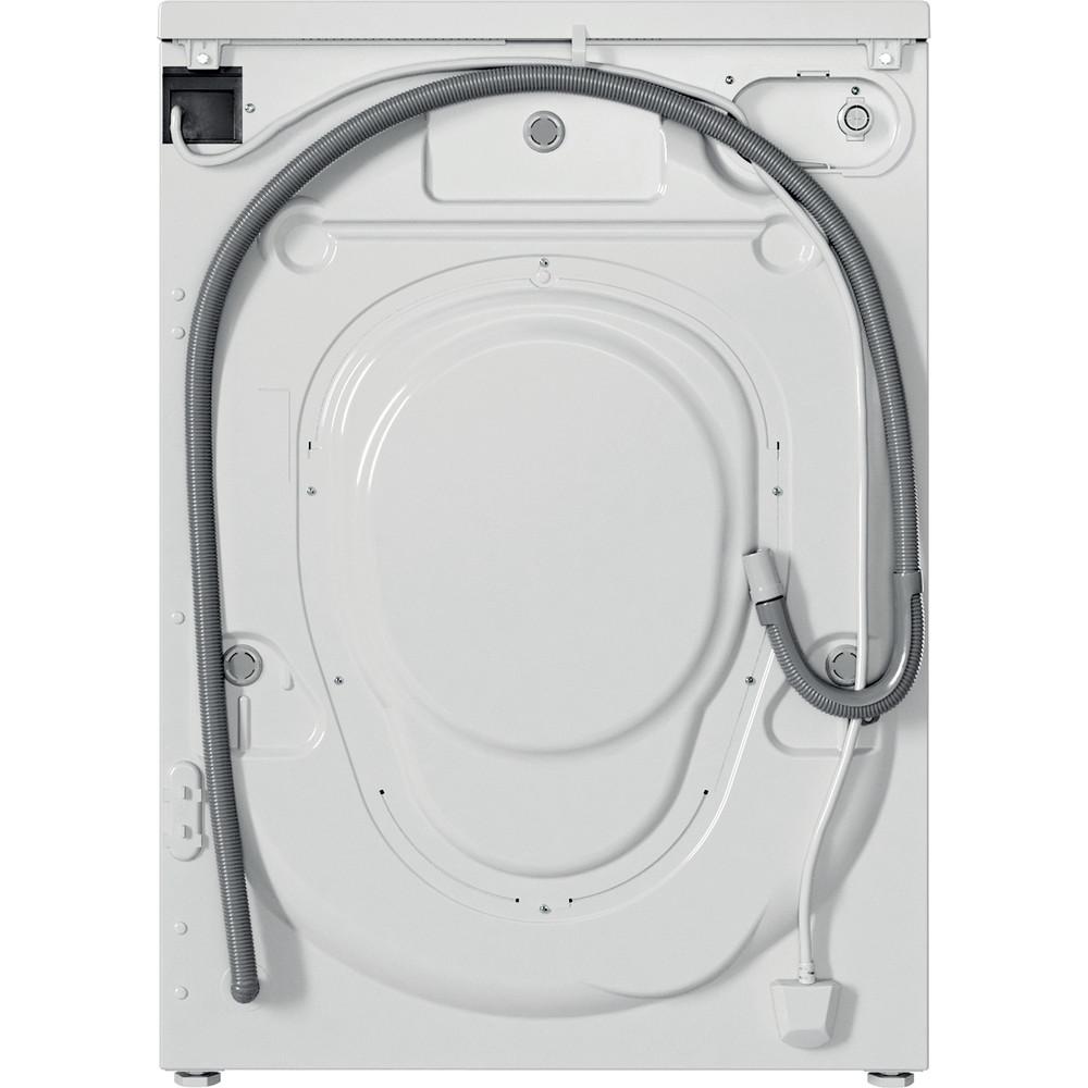 Indesit Washing machine Free-standing EWSD 61251 W UK N White Front loader F Back / Lateral