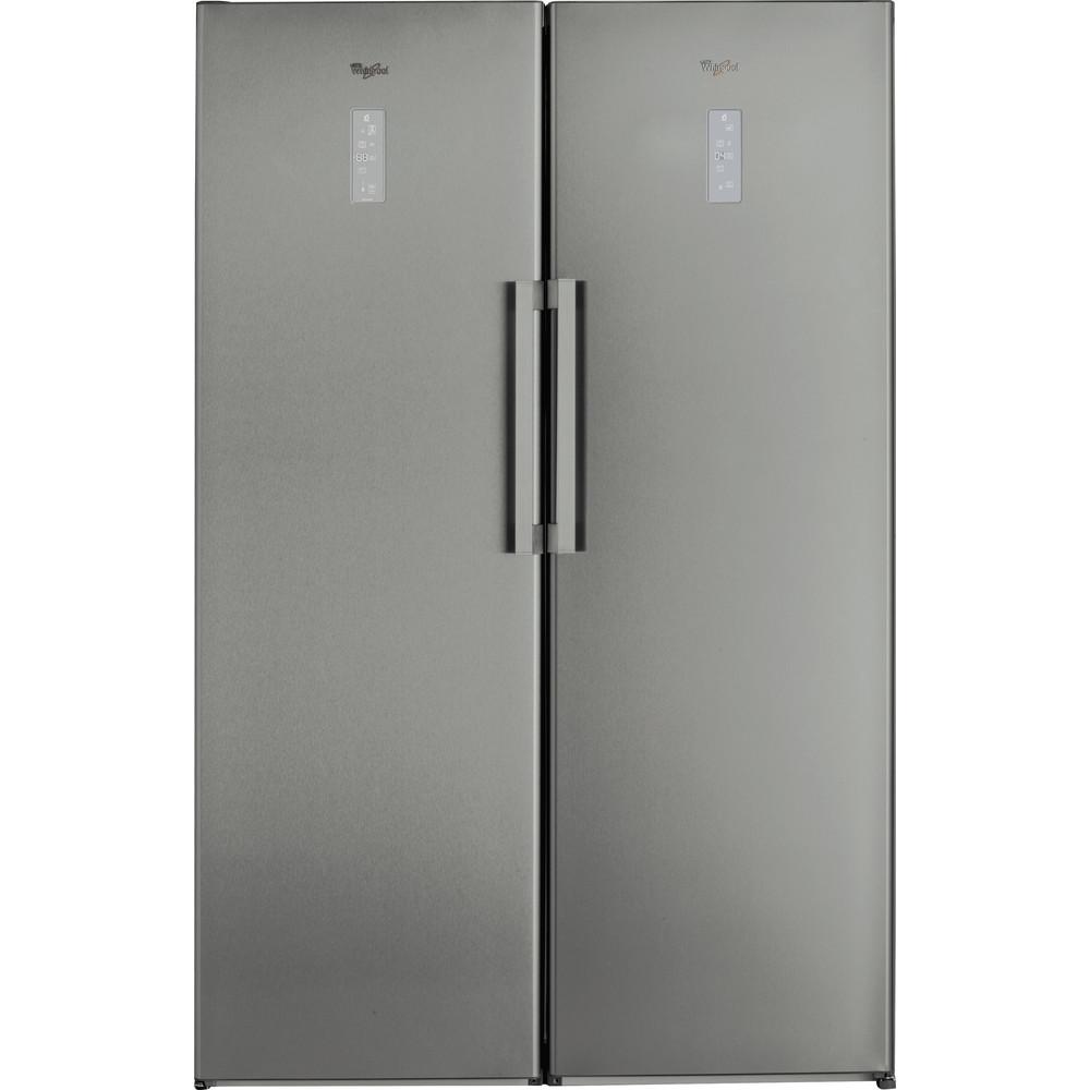 Холодильник Whirlpool соло: колір нержавіючої сталі - SW8 AM2 D XR