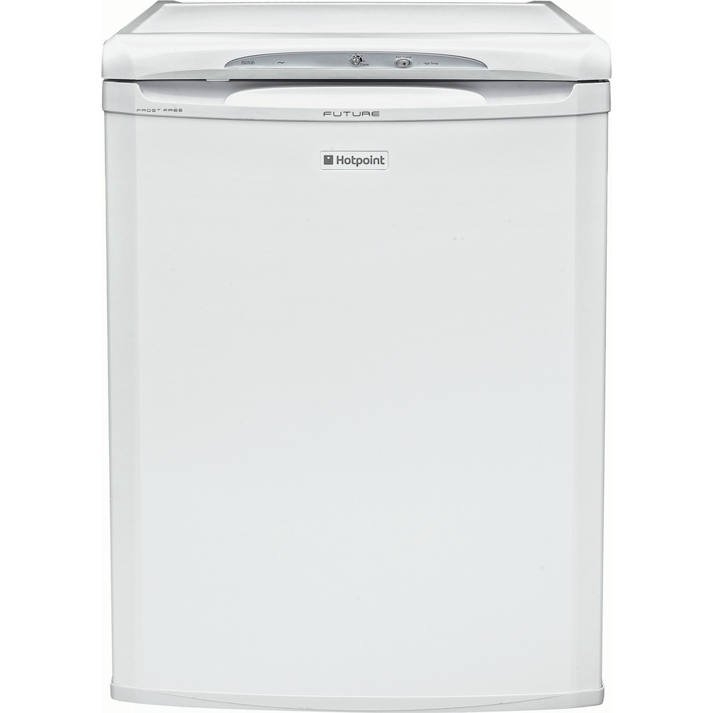 Hotpoint Freezer Free-standing RZA36P 1 Global white Frontal