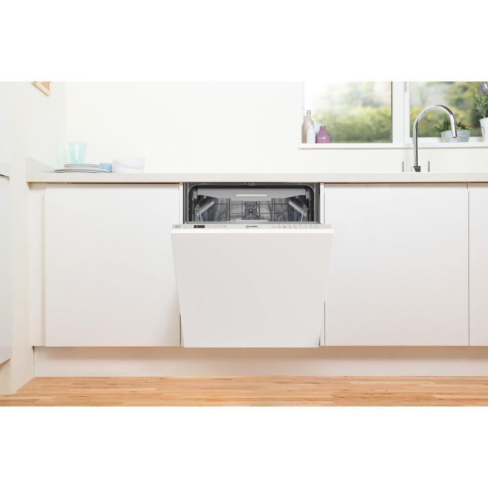Indesit Lave-vaisselle Encastrable DIO 3T131 A FE Tout intégrable D Lifestyle frontal
