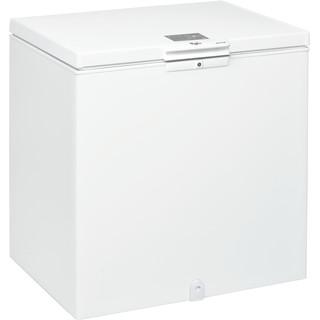 Whirlpool Congelador Independente com possibilidade de integrar WH2010 A+E FO Branco Perspective