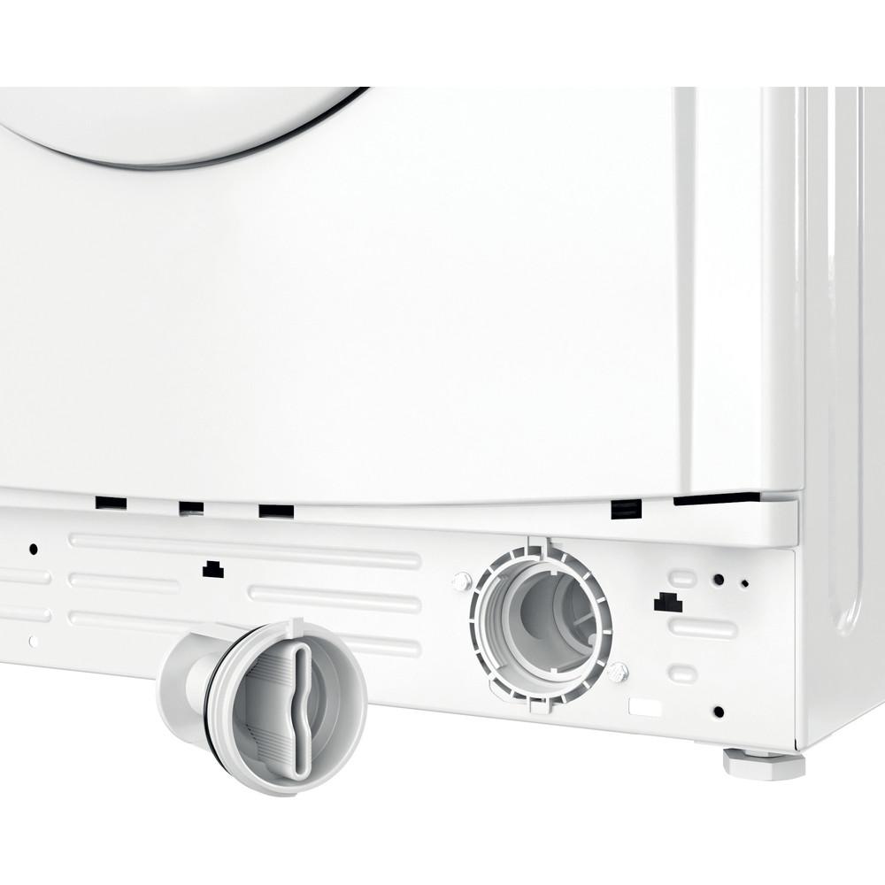 Indesit Lavasciugabiancheria A libera installazione EWDE 861483 W IT N Bianco Carica frontale Filter