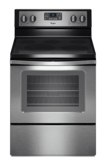 Whirlpool electric freestanding cooker: 60cm - 4KWFE7685ES