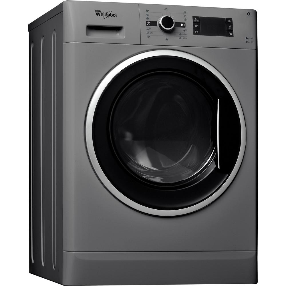 Lavasecadora de libre instalación Whirlpool: 9kg - WWDC 9614 S