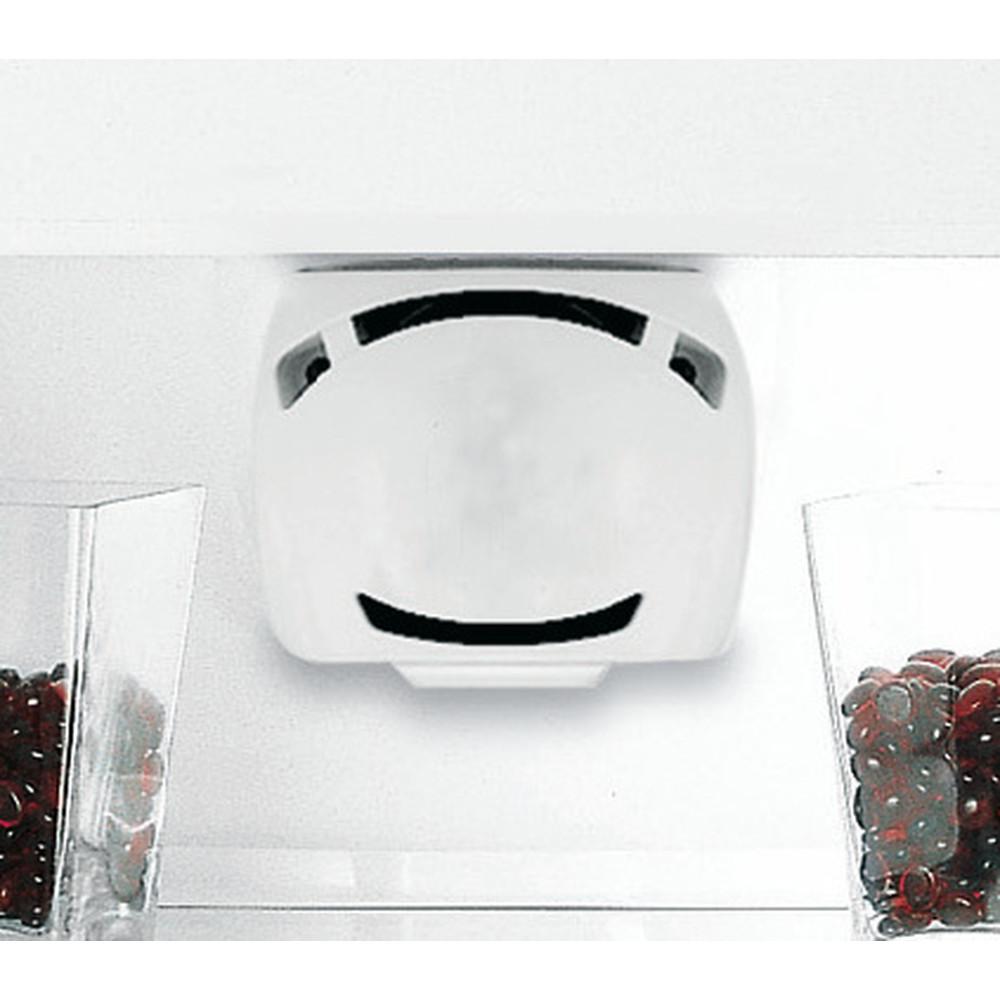 Indesit Combiné réfrigérateur congélateur Pose-libre TEAAN 5 S 1 Argent 2 portes Lifestyle detail