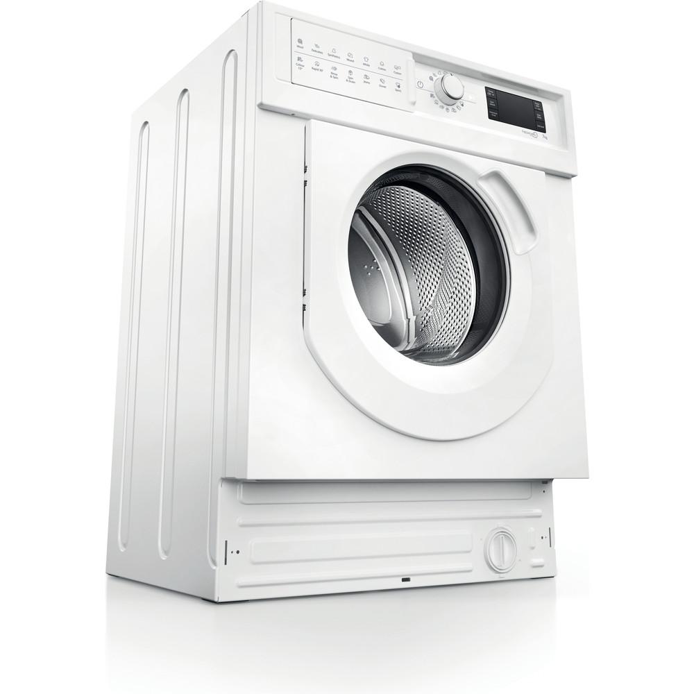 Whirlpool BI WMWG 71484E EU Wasmachine - Inbouw - 7 kg - 1400 toeren