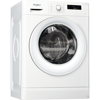 Whirlpool FWF81683W EU Wasmachine - 8 kg - 1600 toeren