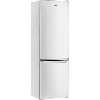 Холодильник Whirlpool з нижньою морозильною камерою соло: з системою frost free - W9 921C W